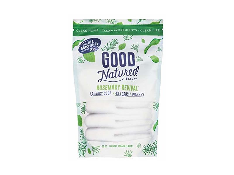 Good Natured Brand Laundry Soda, Rosemary Revival, 30 oz