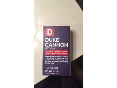 Duke Cannon Men's Bar Soap, 10oz. - Image 3