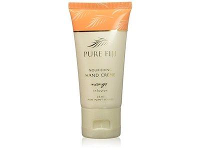 Pure Fiji Nourishing Hand Creme, Mango Infusion, 1.2 fl oz/35 mL