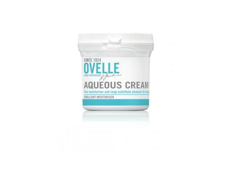 Ovelle Since 1934 Aqueous Cream Emollient Moisturizer