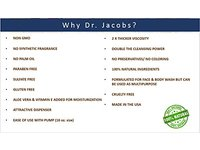 DR.JACOBS NATURALS Face and Body Wash Shea Butter, 32 oz. - Image 8