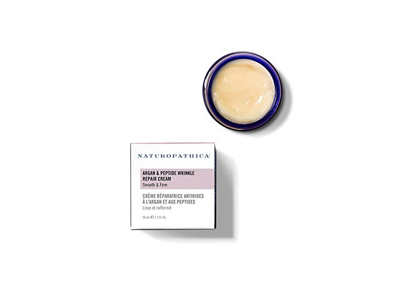 Naturopathica Argan & Peptide Wrinkle Repair Cream, 1.7 oz.