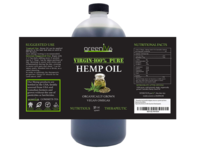 GreenIVe Hemp Oil, 32 fl oz - Image 3