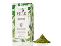 It's Pure Organics Herbal Hair Colour, Natural Brown, 110 g - Image 2