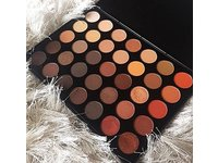 Morphe 350-35 Color Nature Glow Eyeshadow Palette - Image 2