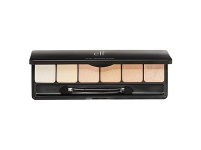 e.l.f. Cosmetics Prism Eyeshadow Palette, Naked, 0.42 oz