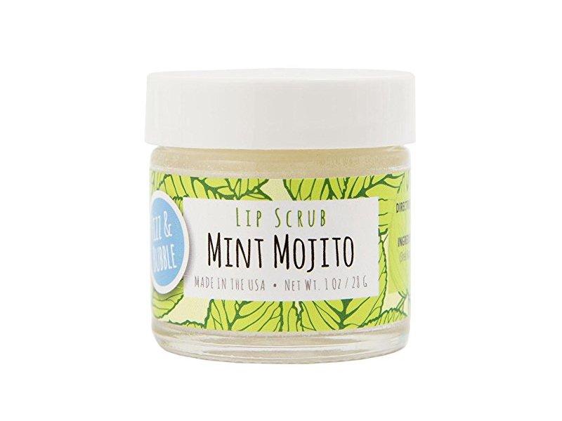 Fizz & Bubble Lip Scrub Mint Mojito 1 Ounce