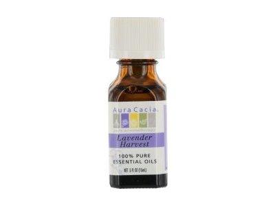 Aura Cacia Pure Essentail Oils, Lavander Harvest, 0.5 fl oz