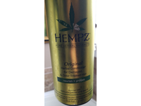 Hempz Original Herbal Conditioner for Damaged and Color Treated Hair, 33.8 fl oz/1 L - Image 3