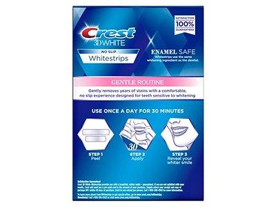 Crest 3D White Gentle Routine Dental Whitening Kit, 14 Treatments - Image 3