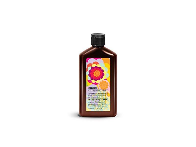 Amika Balancing Shampoo, Sea Buckthorn Berry, 10.1 fl oz