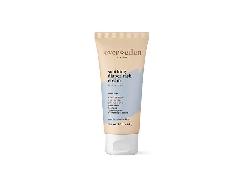 Ever Eden Soothing Diaper Rash Cream, 3 oz/84 g