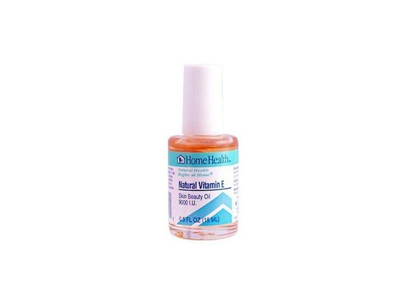 Home Health Vitamin E Oil, .5 FZ