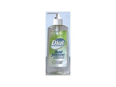 Dial Hand Sanitizer with Pump, 7.5oz