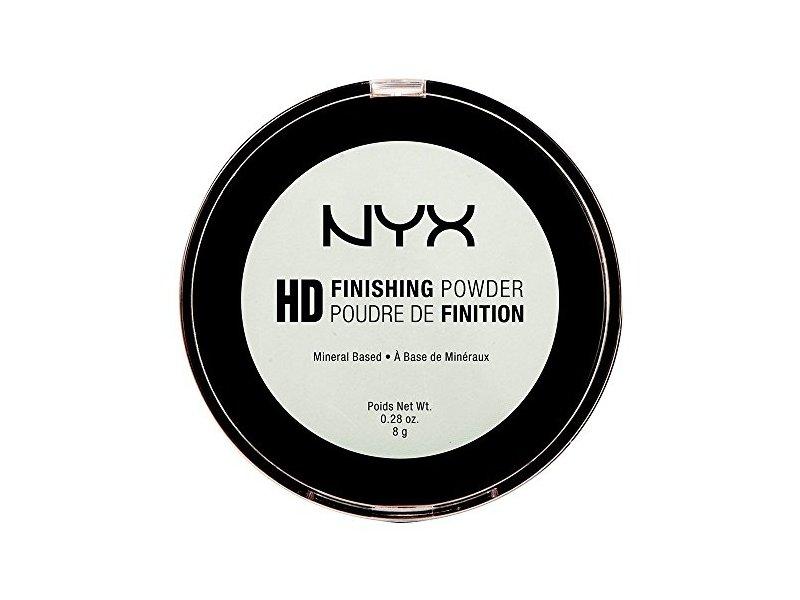 NYX HD Finishing Powder, Mint Green HDFP03, 0.28 oz,.