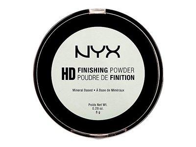 NYX HD Finishing Powder, Mint Green HDFP03, 0.28 oz,. - Image 1