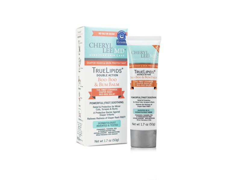 Cheryl Lee MD TrueLipids Double Action Boo-Boo & Bum Balm, 1.7 oz