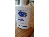 E45 Dermatological Emollient Wash Cream, 250ml - Image 3