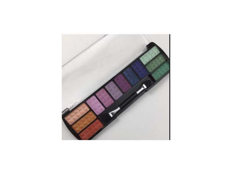 Colormates Eyeshadow Palette, Flower Bouquet