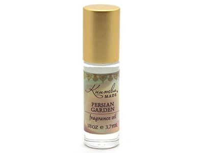 KUUMBA MADE Persian Garden Fragrance Oil, 0.125 Ounce