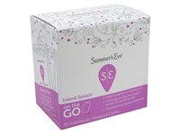 Summers Eve Cleansing Cloths 16 Count Island Splash - Image 2