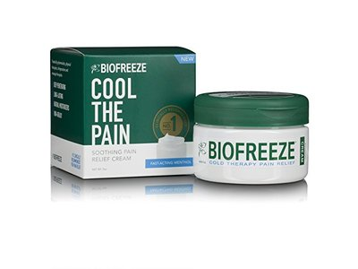 Biofreeze Cream Cool The Pain Cream, 3 oz
