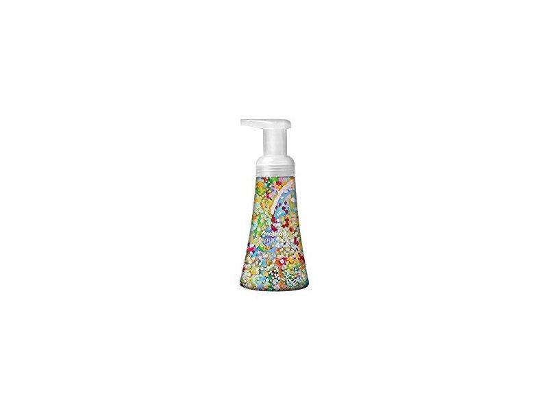 Method Creative Growth Art Collection Foaming Hand Soap, Jasmine Lily, 10 fl oz