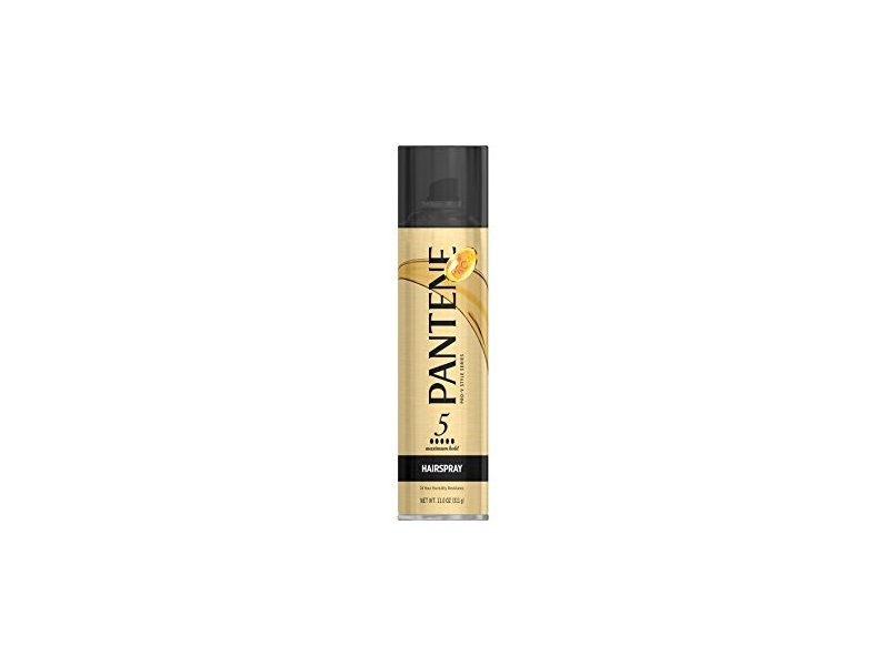 Pantene Pro-V Maximum Hold Aerosol Hair Spray, 11 fl oz