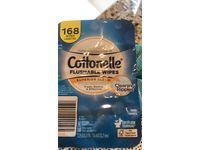 Cottonelle Flushable Wipes, 168 Wipes - Image 2