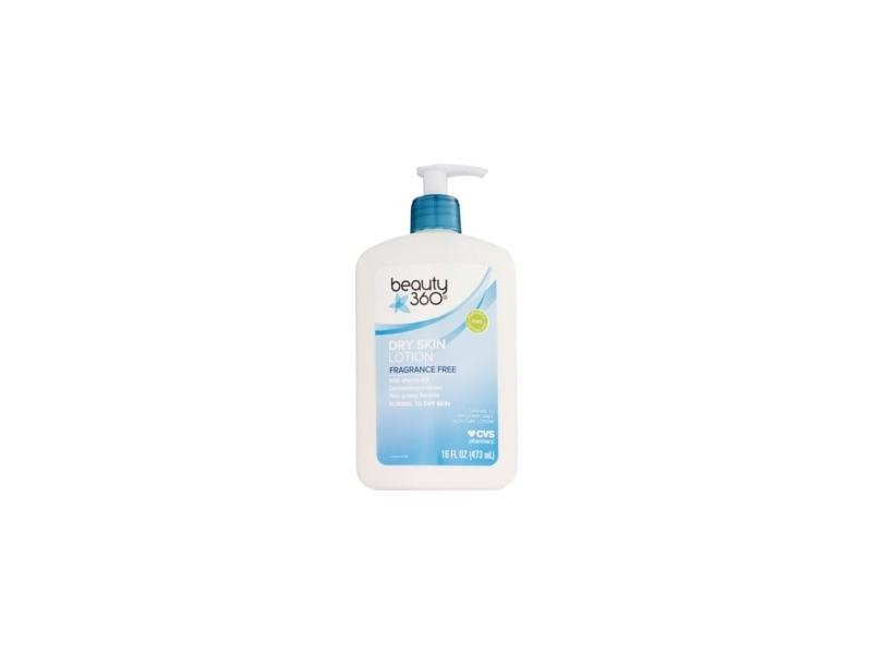 Beauty 360 Daily Moisture Lotion Fragrance-Free