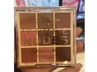Revolution Beauty Ultimate Nudes Eyeshadow Palette, Medium - Image 3