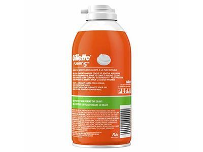 Gillette Fusion5 Ultra Sensitive Shave Foam, 11 Ounce - Image 5