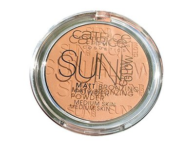 Catrice Cosmetics Sun Glow Matt Bronzing Powder, Medium Skin - Image 5