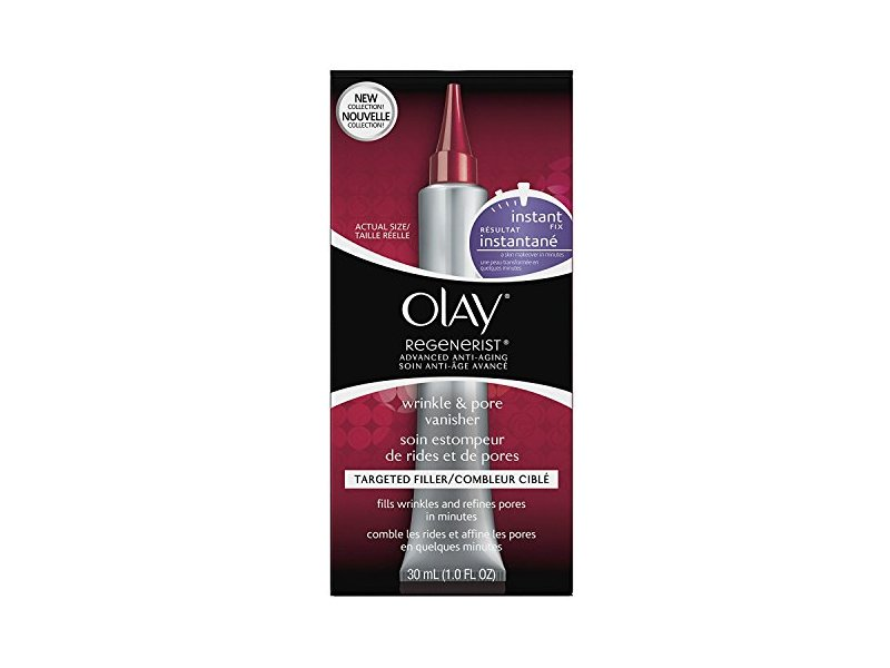 Olay Regenerist Instant Fix Wrinkle & Pore Vanisher, 1.0 Fl Oz