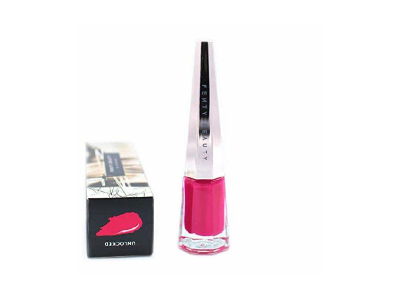 Fenty Beauty by Rihanna - Stunna Lip Paint Longwear Fluid Lip - Unlocked - Vivid Pink