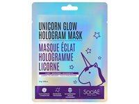 SooAE Unicorn Glow Clarify & Brightening Hologram Mask - Image 2