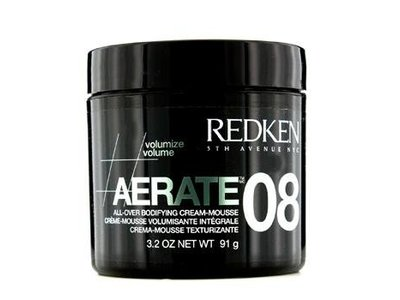 Redken Aerate 08 Bodifying Cream-Mousse 3.2 oz