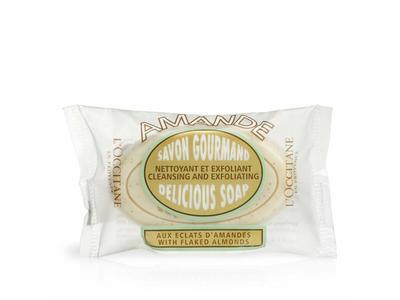 L'Occitante Amande Exfoliating & Stimulating Delicious Soap