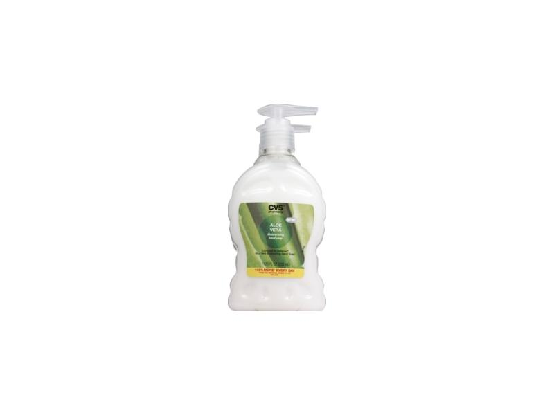Beauty 360 Aloe Vera Moisturizing Hand Soap