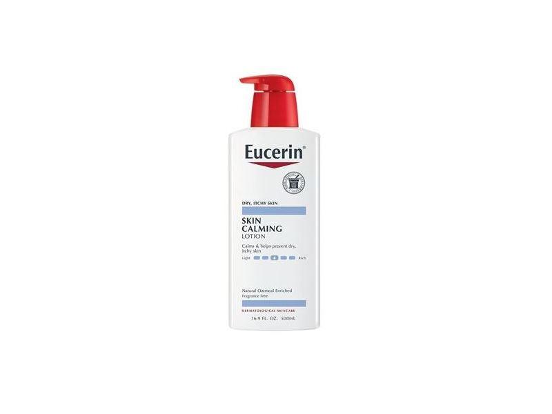Eucerin Skin Calming Lotion, 16.9 fl oz