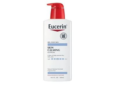 Eucerin Skin Calming Lotion, 16.9 fl oz - Image 1