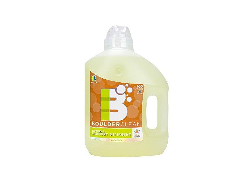 Boulder Clean Natural Laundry Detergent Fresh Citrus 100