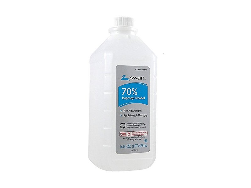 Swan Isoprophyl Alcohol 70%, 16 oz
