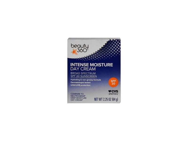 Beauty 360 Intense Moisture Day Cream