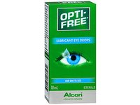 Opti-Free Lubricant Sterile Eye Drops, 10 mL - Image 2