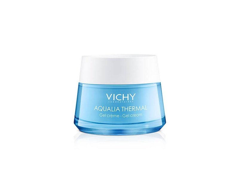 Vichy Aqualia Thermal Hydrating Mineral Water Gel Face Moisturizer
