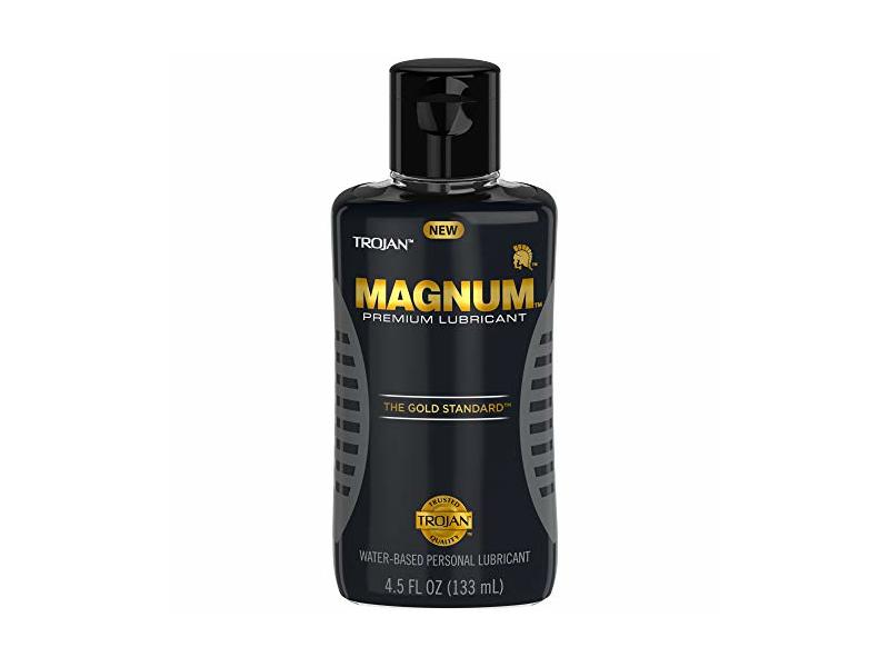 Magnum Water-Based Personal Lubricant, 4.5oz
