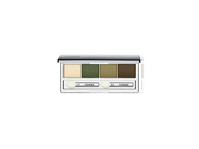 Clinique All About Shadow Quad Eye Shadow for Women, On Safari, 0.16 Ounce