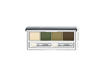 Clinique All About Shadow Quad Eye Shadow for Women, On Safari, 0.16 Ounce - Image 1