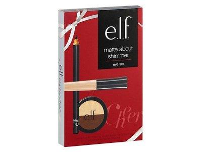 e.l.f. Matte About Shimmer Eye Set, 0.29 oz
